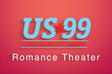 US*99 Romance Theater, Valentines Day, Love Scene, Movie