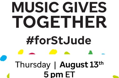 St. Jude, Virtual, Music Festival, Music Gives, Country, Give Back Stage, Livestream,