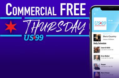 Commercial Free Thursday
