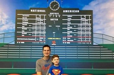 Tristan JR Scoreboard
