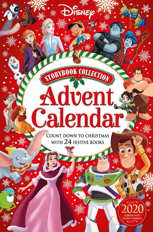 Disney Advent Storybook Calendar