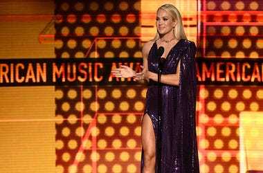 Carrie Underwood, American Music Awards, country music