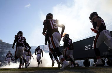 NFL Schedule, Bears, Chicago Bears