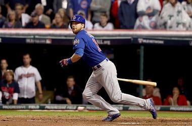 Ben Zobrist, Chicago Cubs, Autograph, Illinois