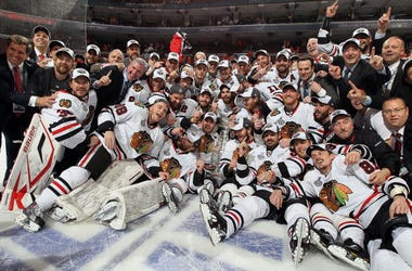 Chicago, Blackhawks, 2010 Stanley Cup Finals, Reunion, Zoom