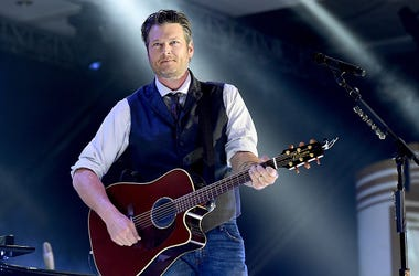 Blake Shelton, National Nurses Week, The Today Show, Serenade, Zoom