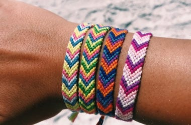 Friendship Bracelet, Minneapolis, Pandemic, Protest, Help, Good Vibes