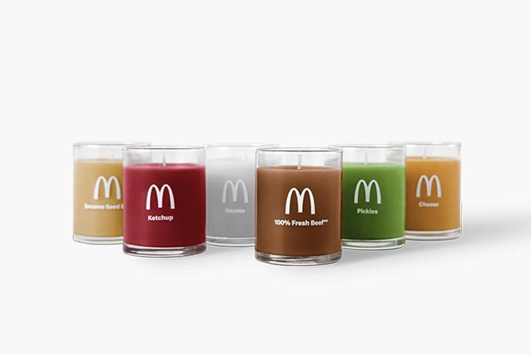 McDonald's, Fast Food, Scented Candle