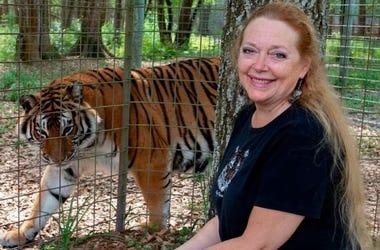 Tiger King, Band, Carole Baskin, Joe Exotic, Husband