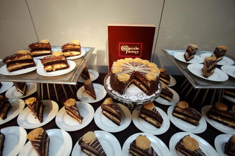 Cheesecake Factory, Free Slice, COVID-19, Free