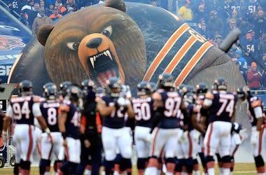 Chicago Bears, Football, NFL, Donation, COVID-19