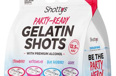 Costco, Jello Shots, Pre-Made, Alcohol, Summer, Party