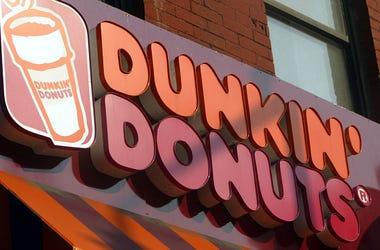 Dunkin Donuts, Plant Based Sandwich, Breakfast