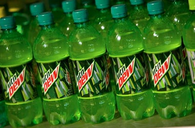 Mountain Dew, Soft Drink, Pop, Holiday Flavor, Christmas, Gingerbread