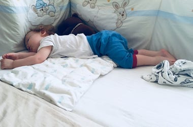 Toddler Sleeping