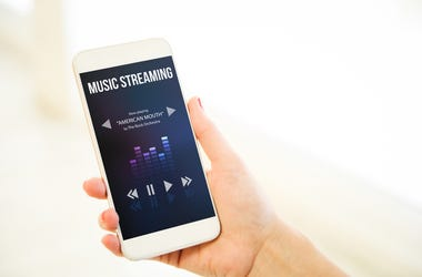 Music on Smartphone