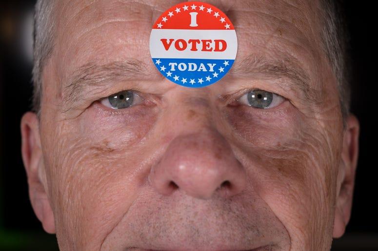 I Voted Selfie