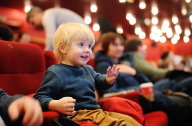 Kid In Theater
