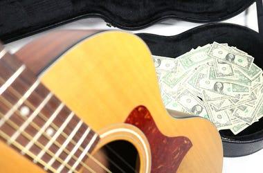Guitar Money