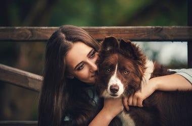 Dog Hugger