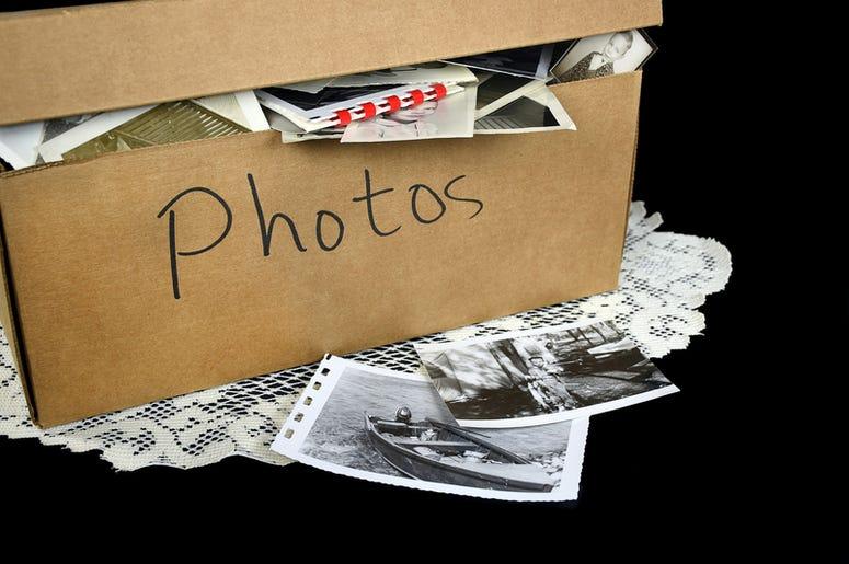 Photos In A Box