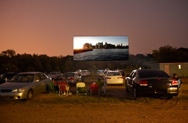 Drive In, McHenry, Good Vibes, Reopen, Theater, Cars