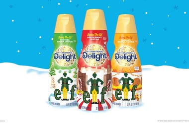 International Delight, Coffee Creamer, Elf, Movie, Limited Edition, Holiday, Flavors