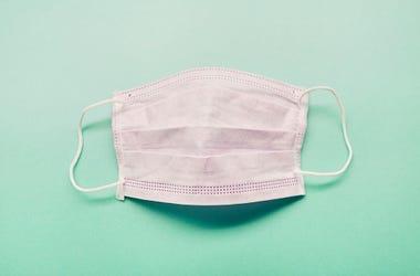 Face Mask, Underwear, Post Office, Ukraine, COVID-19