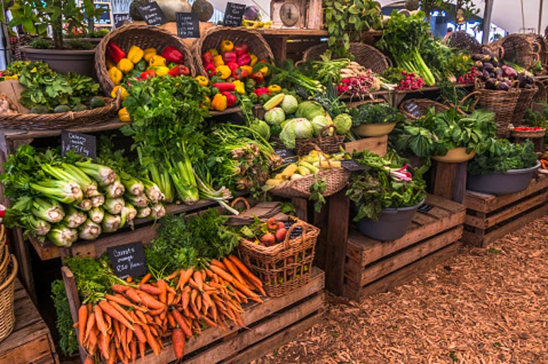 Farmers Market, Chicago, Local, Businesses, Help