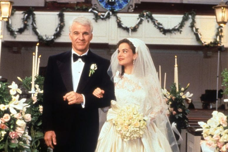 Father of the Bride, Reunion, Cast, Movie, Banks Family, Steve Martin, Kimberly-Williams Paisley, World Central Kitchen
