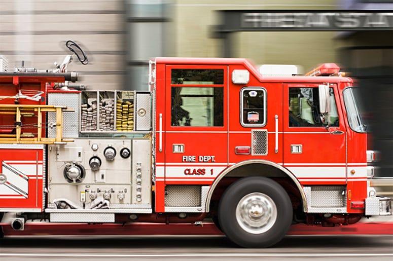 Fire Truck, Department, Kids Birthdays, Celebration, COVID-19