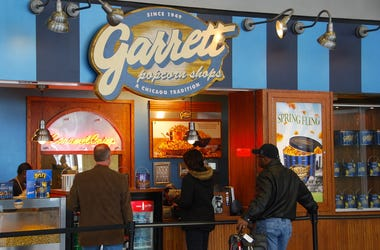 Garrett's Popcorn, Chicago, Popcorn