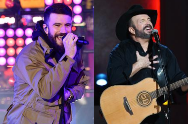 Sam Hunt, Garth Brooks, Cover, Pop, Social Media, Fans. Different