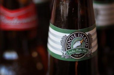 Goose Island, Beer, Essential Workers, Chicago, Truck