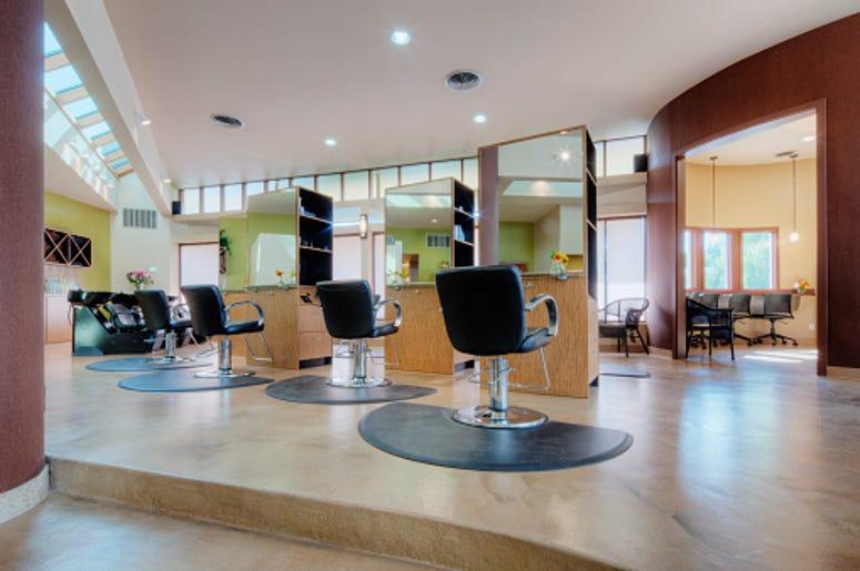 Hair Salon, Good Vibes, Generous Tip, COVID-19