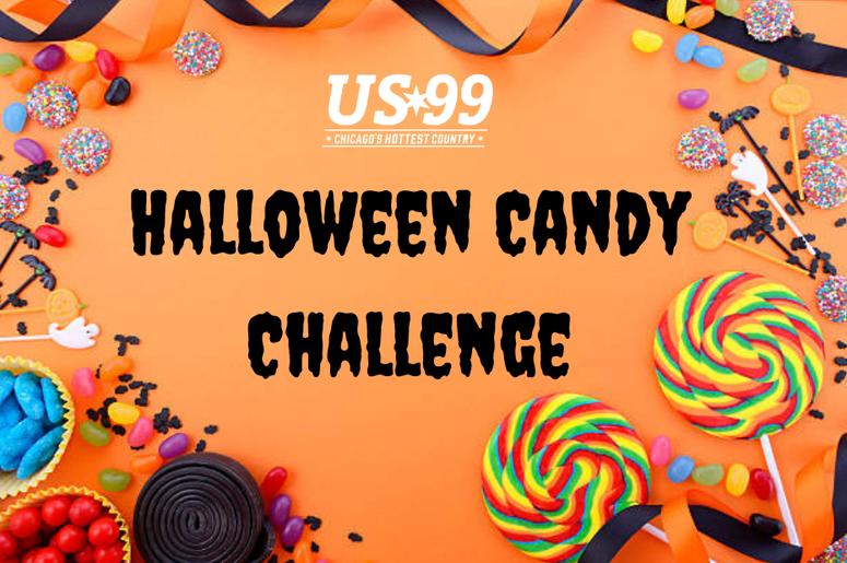 Halloween Candy Challenge,