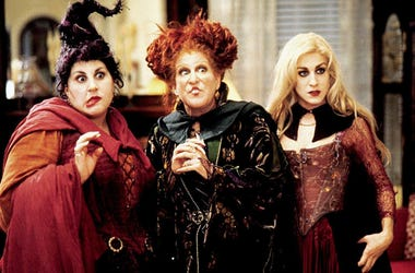 Hocus Pocus, Sequel, Book, Sanderson Sisters, Salem, Fan Favorite