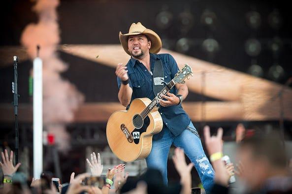 Jason Aldean, Country Music, Artist
