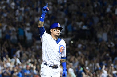 Javier Baez, Chicago Cubs, Baby, Second Child, Expecting, Couple, Announcement, Social Media