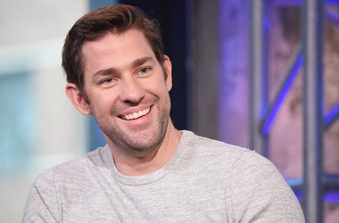 John Krasinski, The Office, Some Good News, Positivity
