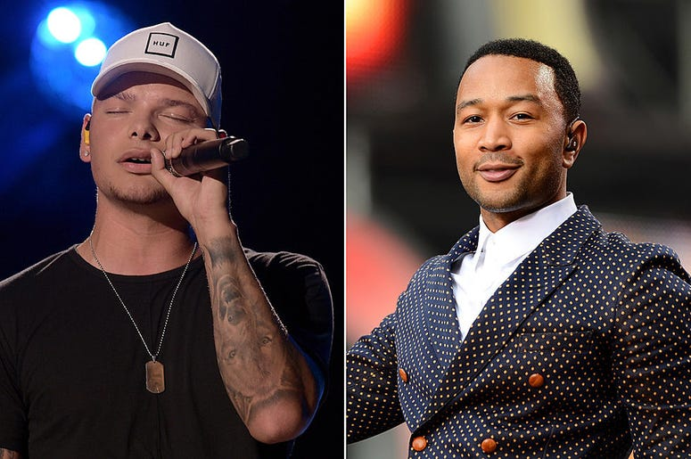 Kane Brown, John Legend, New Song, Collaboration