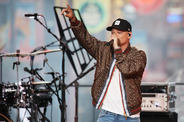 Kane Brown, Country Music, NBA Celebrity All Star Game
