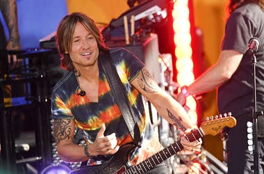 Keith Urban, Country Countdown USA, Lon Helton, Top 5, Country Music,