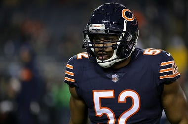 Chicago Bears, Khalil Mack, COVID-19, Relief Fund