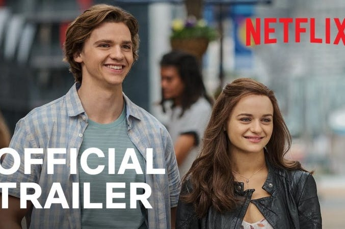 Kissing Booth 2, Trailer, Sequel, Netflix, Joey King