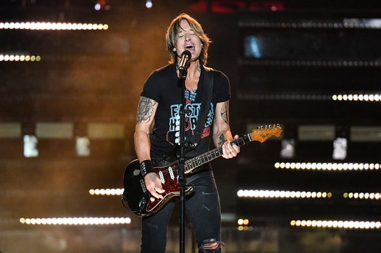 Keith Urban, Country Countdown USA, Co-Host, Lon Helton, Top Country Songs, Stories