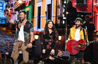 lady antebellum, band, country music