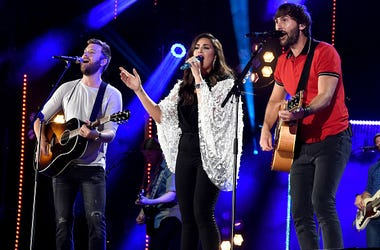 Lady Antebellum, The Today Show, Surprise, Superfans, Concert