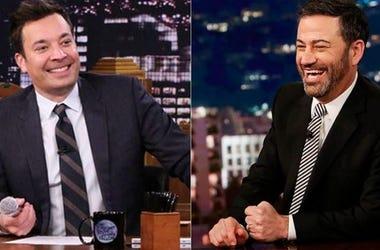 Jimmy Fallon, Jimmy Kimmel, Late Night, COVID-19, Show