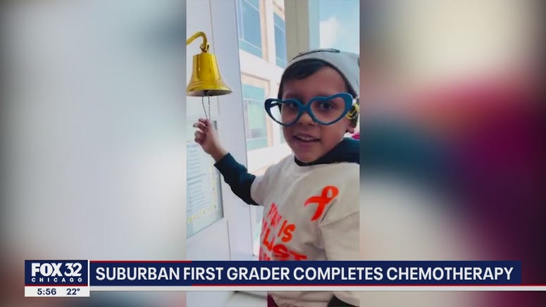 Lucas Blanco, Last Chemotherapy, Beat Cancer, Chemo Bell